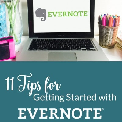 11 Tips for Getting Started with Evernote