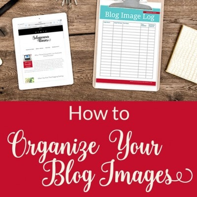 How to Organize Your Blog Images in 6 Easy Steps