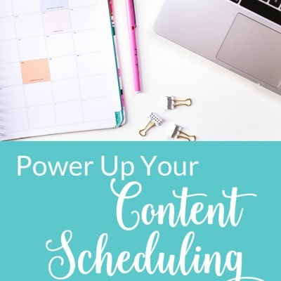 Power Up Your Content Scheduling with CoSchedule