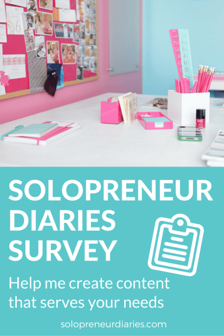 I want to create content that is super valuable for you. To do that, I need to know about you and your needs. Please help out by taking this quick survey.