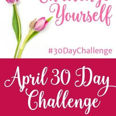 April 30 Day Challenge