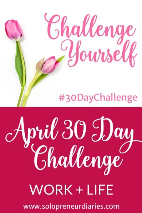 Whether you are trying to establish a new habit, add on to an existing habit, or try something new, a 30 Day Challenge is a great way to get in the groove. Click through to read more and join in!