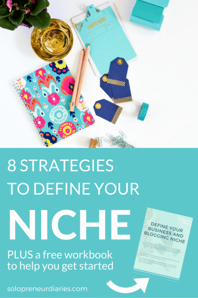 8 Strategies to Define Your Niche