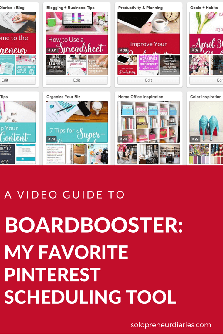 This BoardBooster tutorial, with video, will guide you through the features so that you understand what BoardBooster can do for you. Click through to watch the video.