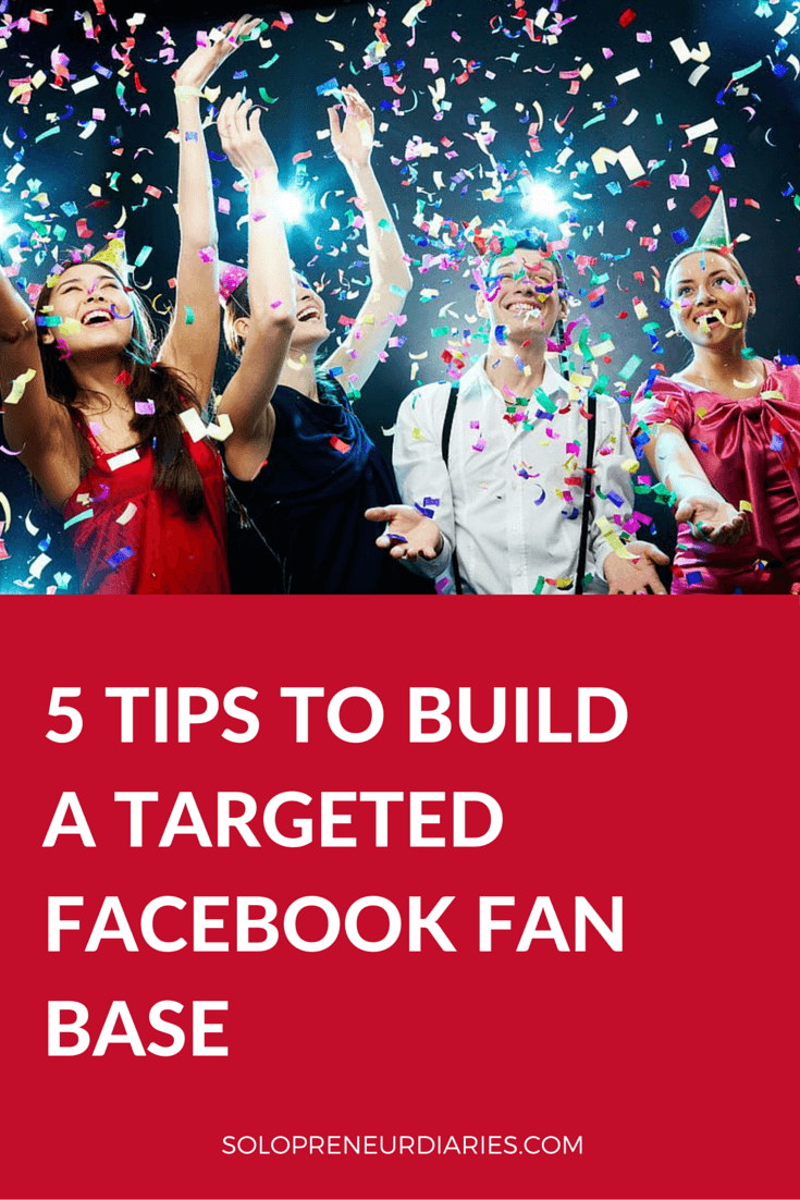 In this round-up post, I share actionable advice from five different blogs that will help you engage people and build a targeted Facebook fan base. Click through to read all 5 tips.