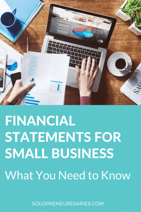 Understanding financial statements for small business can help you make better decisions and focus your energy on running your company. Click through to learn more.