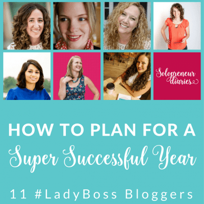 How to Plan for a Super Successful Year