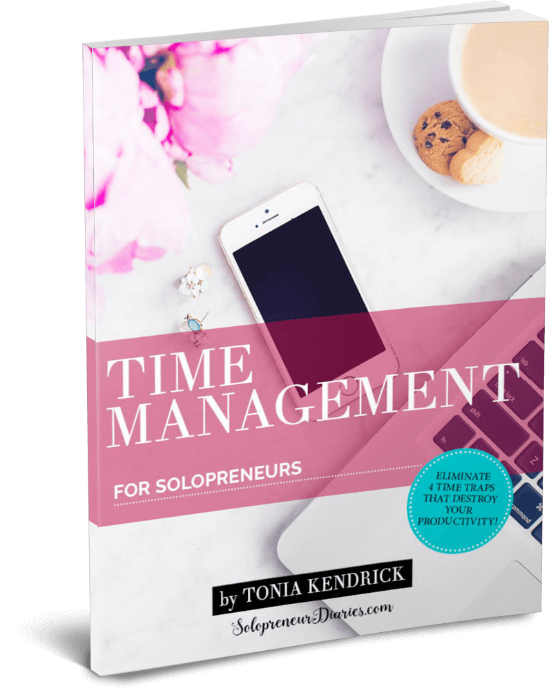 Time Management for Solopreneurs e-book