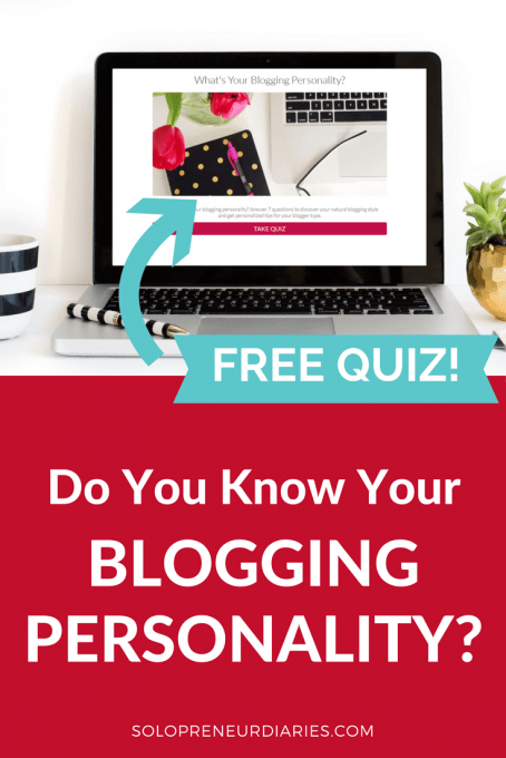 Your blogging personality is your natural blogging style. It impacts the kind of content you create as well as how you relate to your audience. Ever wonder what yours is? Take the free blogging personality quiz and find out how to leverage your style.
