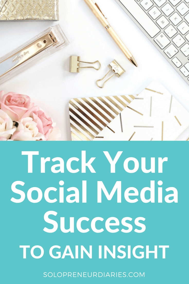 Smart small business owners spend time on social media tracking. These tips will help you learn how to use the insight you gain for future marketing and product creation decisions.