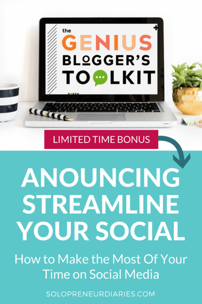 Announcing Streamline Your Social (Limited Time Beta)