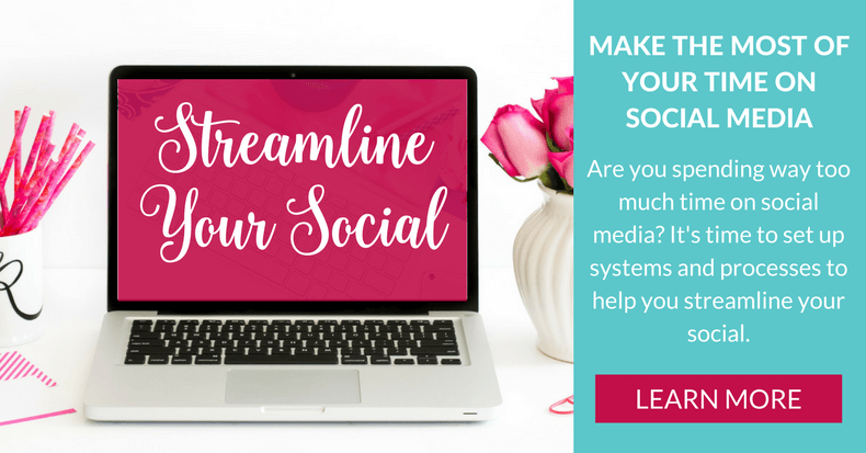 Streamline Your Social - Learn More