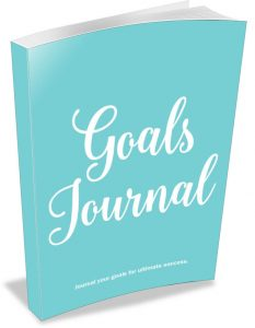 Not only am I a big fan of planning, but I also think that journaling about your goals is one of the best ways to achieve them. That's why I created the Goals Journal.