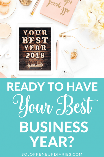 Ready to Have Your Best Business Year?