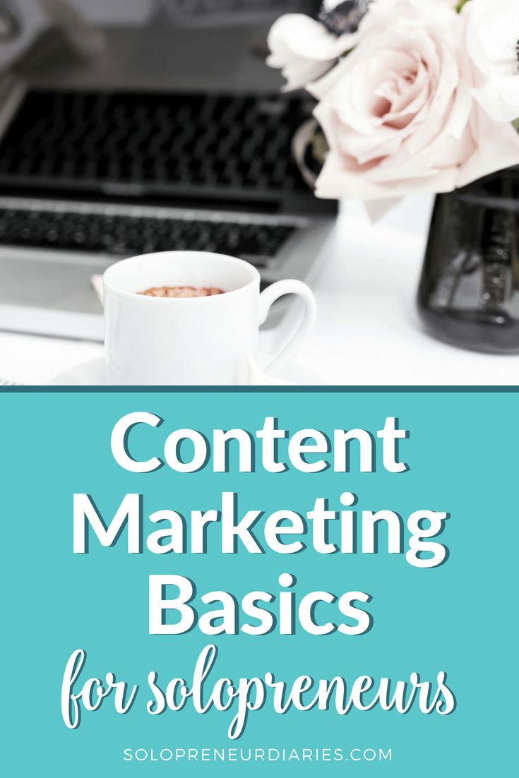 Do you hear the term content marketing everywhere, but you're not sure what the heck it is? Or why you would want to include it in your marketing strategy? These content marketing basics will help you understand how you can use content marketing to grow your small business.