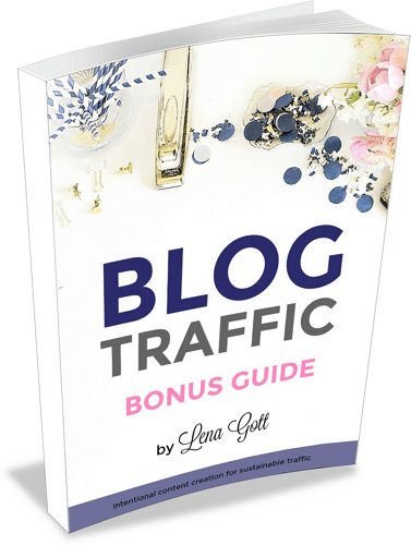 Blog Traffic Bonus Guide