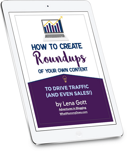 How to Create Roundups of Your Own Content