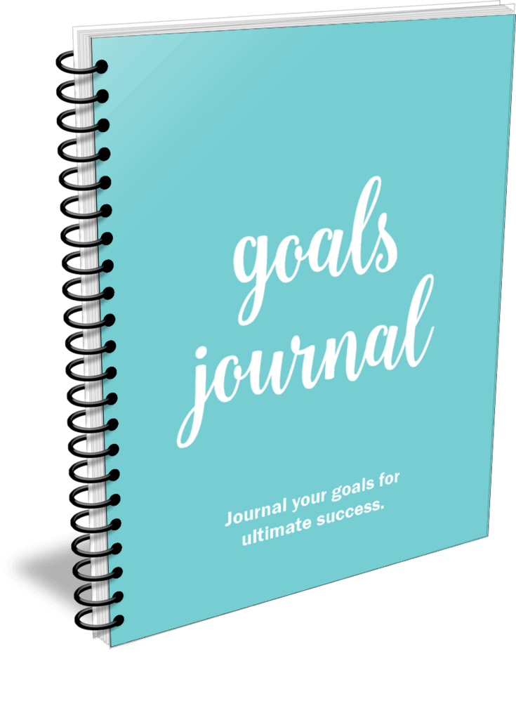 Struggling to accomplish your small business goals? Learn how you can journal your goals for ultimate success. Download your copy of the printable Goals Journal!