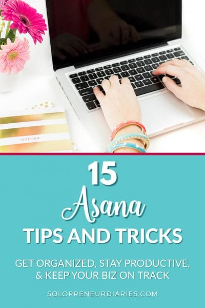 Here are 15 quick Asana tips and tricks to help you improve your business productivity. You'll stay focused on what's important and get more done.