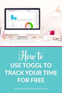 How to use Toggl