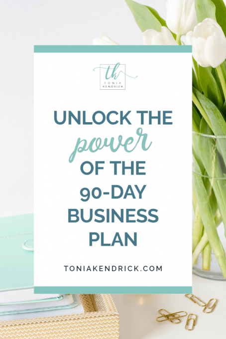 Unlock the Power of the 90-Day Business Plan - featured pint