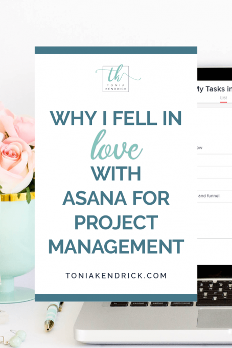 Why I Fell in Love with Asana for Project Management - featured pin