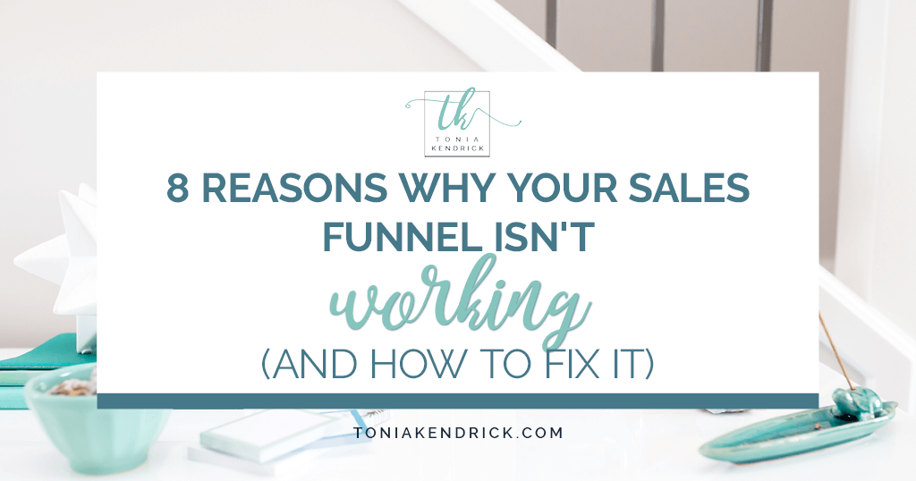 8 reasons why your sales funnel isn't working (and how to fix it) - featured image