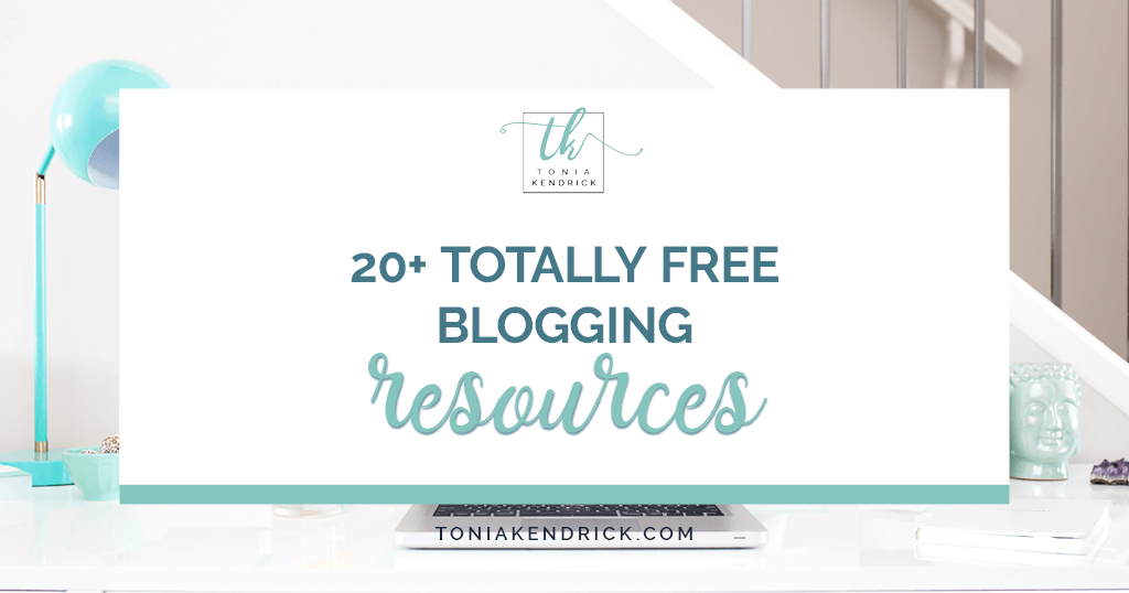 20+ Totally Free Blogging Resources - featured image
