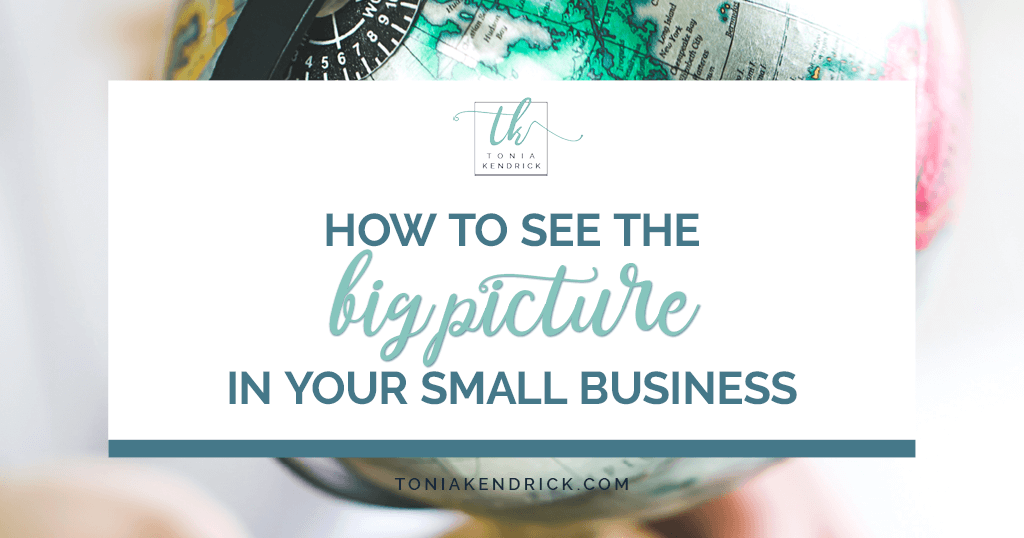 How to See the Big Picture in Your Small Business - featured image