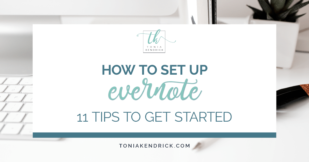 How to Set Up Evernote: 11 tips to get started - featured image