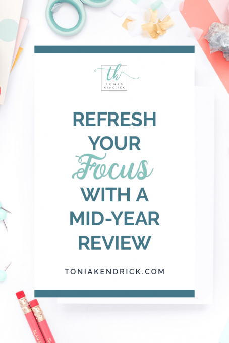 Refresh your focus with a mid-year review - featured pin