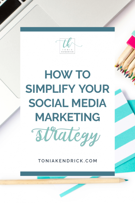 How to Simplify Your Social Media Marketing Strategy - featured pin