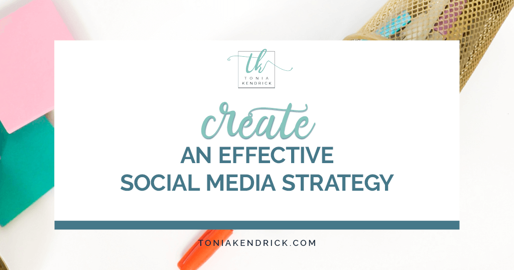 Create an Effective Solopreneur Social Media Strategy - featured image