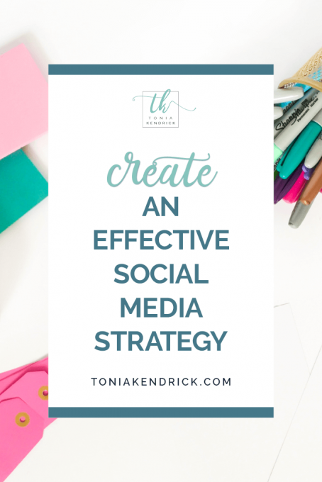 Create an Effective Solopreneur Social Media Strategy - featured pin