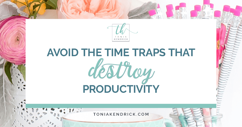 Avoid the Time Traps That Destroy Productivity - featured image