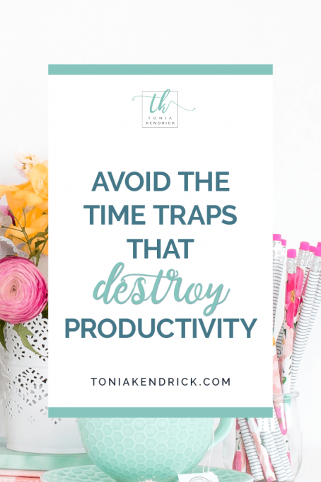 Avoid the Time Traps That Destroy Productivity - featured pin