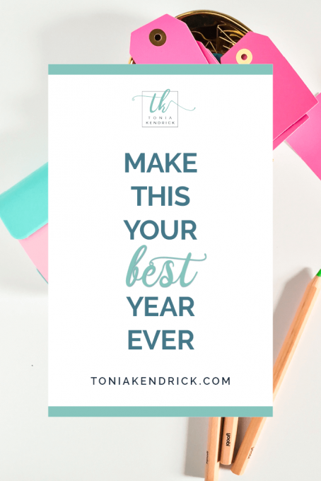 Make This Your Best Year Ever - featured pin