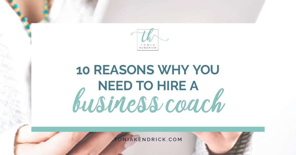 10 Reasons Why You Need to Hire a Business Coach - featured image