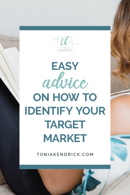 Easy Advice on How to Identify Your Target Market - featured pin