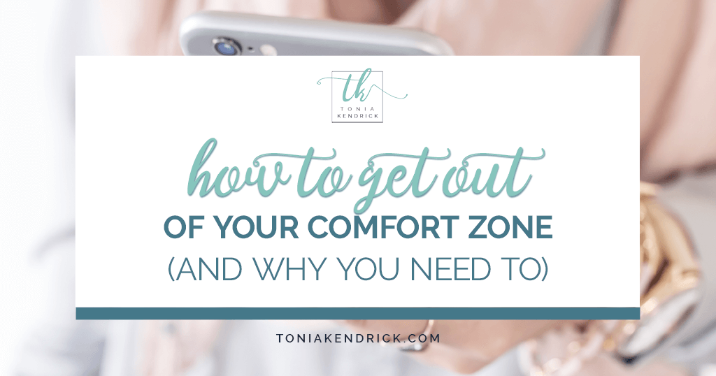 How to Get Out of Your Comfort Zone (And Why You Need To) - featured image