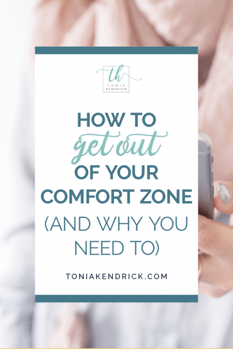 How to Get Out of Your Comfort Zone (And Why You Need To) - featured pin
