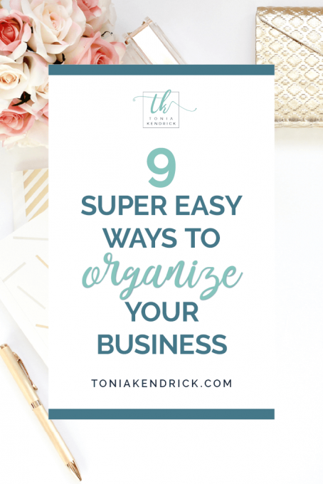 9 Super Easy Ways to Organize Your Business-featured pin