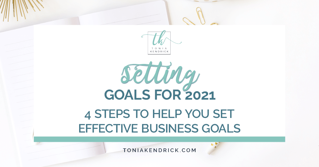 Setting Goals for 2021 - featured image