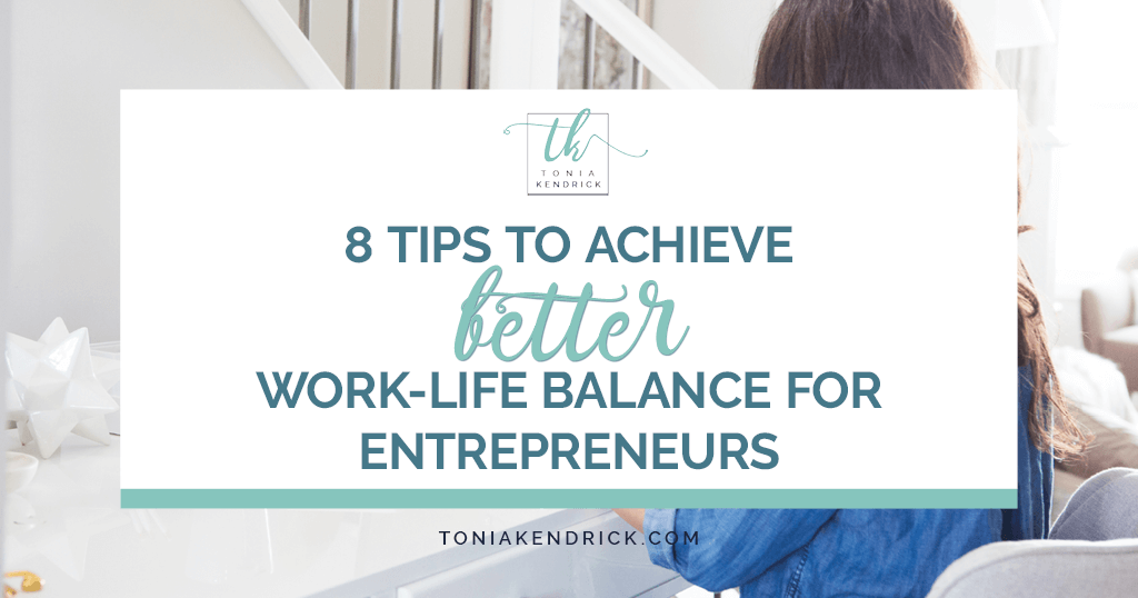 Work-Life Balance for Entrepreneurs - featured image